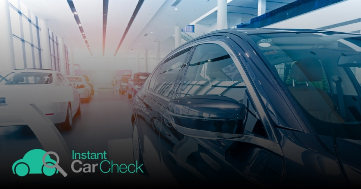 Instant Car Check | Cheap Vehicle Check | HPI Check